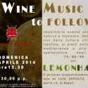 06-04-2014 – WINE & MUSIC to FOLLOW – Cercola (NA)