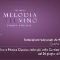 26-06/06-07-2014 – Melodia del Vino 2014