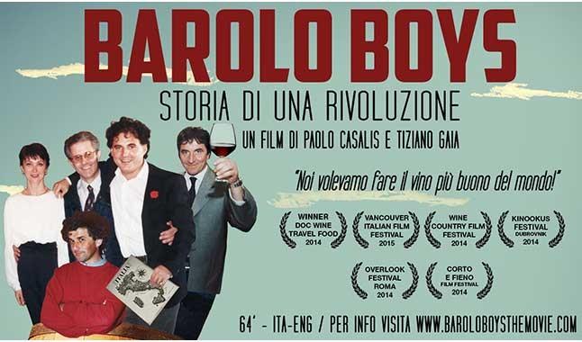 """Spagna: """"Barolo Boys"""" pluripremiato al Most Film Festival"""