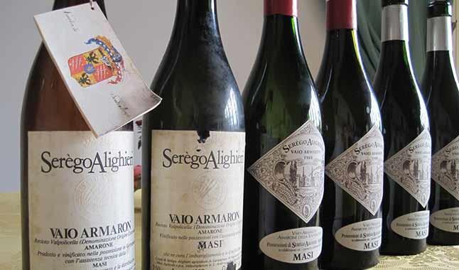 Wine Spectator: Amarone Masi nell'Olimpo dei Top 10
