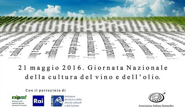 """Presentata a Roma la """"Giornata nazionale della cultura del vino e dell'olio"""""""