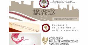 Toscana: settimana delle Anteprime
