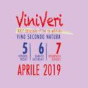 ViniVeri 2019 XVI edizione: vini secondo natura