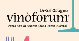 Vinoforum Lo Spazio del Gusto 2019